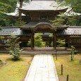 Foto del Tempio di Eihei-ji, in Giappone sede di una delle grandi scuole di Buddismo Zen
