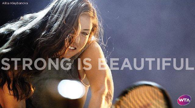 Alisa Kleybanova in tutta la sua bellezza :)