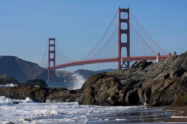 Golden Gate a San Francisco, città leader nella raccolta differenziata