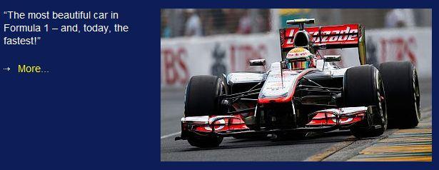 Formula 1: Nella prima gara del 2012 vince Button su McLaren