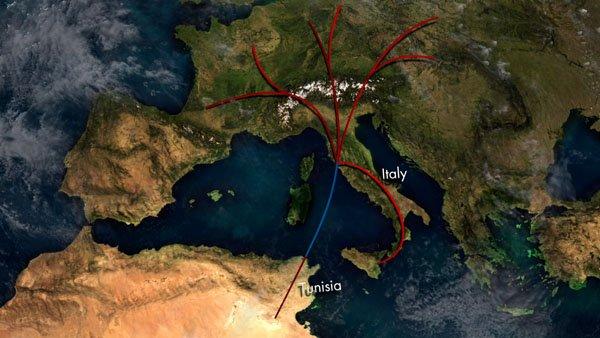 TuNur, ecco come l'energia solare passerà dal deserto della Tunisia al' Europa