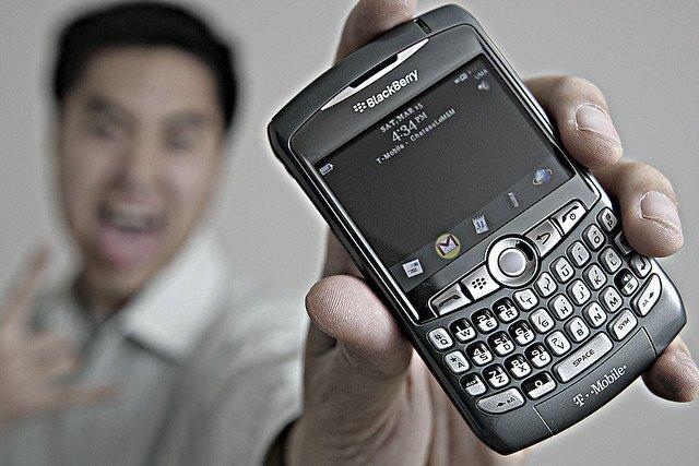 L'Applicazione salvaterremoti per blackberry, già attiva in Messico