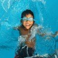 Gabe Marsh, senza gambe e un braccio eppure nuota :)