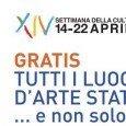 Settimana della cultura 2012 in Italia, il programma completo