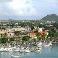 Aruba e la sua capitale Oranjestad