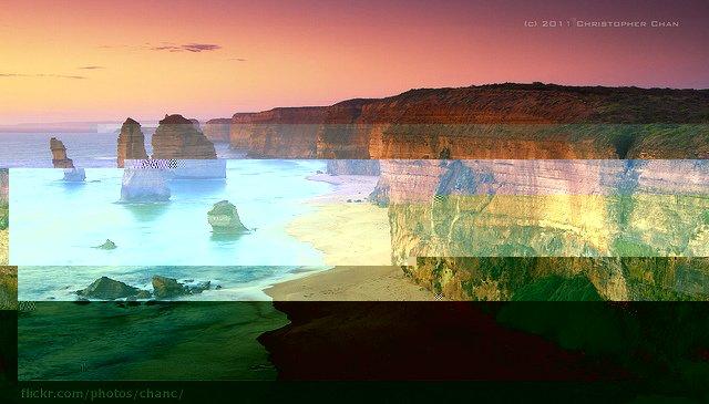 australia-apostles-nazione-più-felice-del-mondo