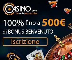Casino.com Italy