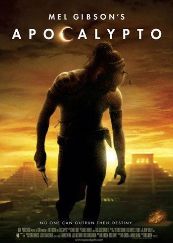 Apokalipto di Mel Gibson, la locandina del film!