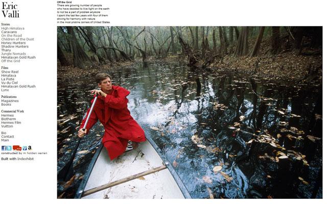 Off the grid: Vivere in armonia con la natura, di Eric Valli