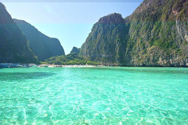 Spiagge pi belle del mondo 2013 sono solo 11 scoprile for Interno delle piantagioni del sud
