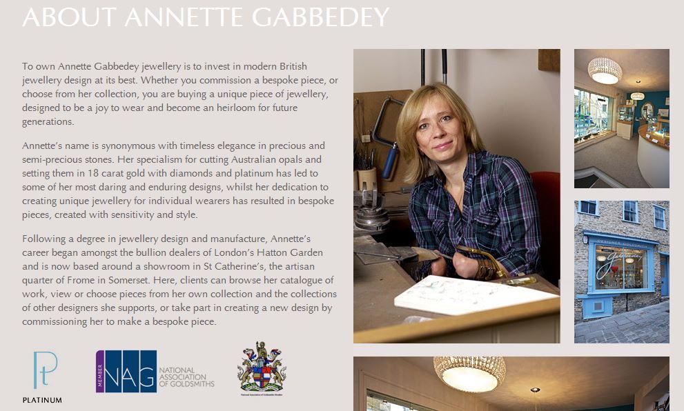 Annette-Gabbedey