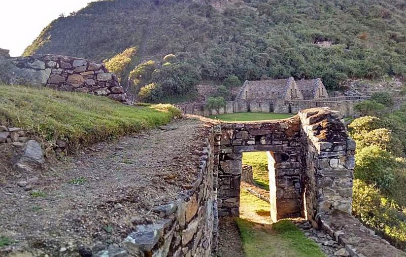 Choquequirao, la gemella di Machu Pichu!